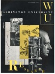 Washington University Magazine, October 1957