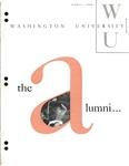 Washington University Magazine, April 1960