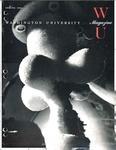 Washington University Magazine, Spring 1964