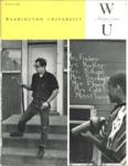 Washington University Magazine, Fall 1966