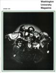 Washington University Magazine, Spring 1972