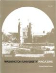 Washington University Magazine, Fall 1976
