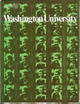 Washington University Magazine, Spring 1978