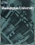 Washington University Magazine, Winter 1979
