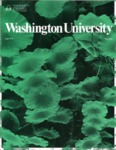 Washington University Magazine, Fall 1979