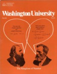Washington University Magazine, Winter 1980