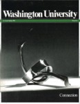 Washington University Magazine, Spring 1981