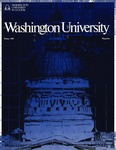 Washington University Magazine, Winter 1981