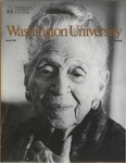 Washington University Magazine, Spring 1982
