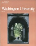Washington University Magazine, Spring 1983