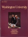 Washington University Magazine, Summer 1983