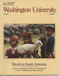 Washington University Magazine, Fall 1984