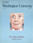 Washington University Magazine, Spring 1985