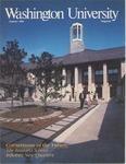 Washington University Magazine, Summer 1986
