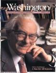 Washington University Magazine, Spring 1987