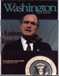Washington University Magazine, Spring 1989