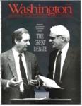 Washington University Magazine, Fall 1990