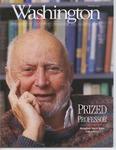 Washington University Magazine and Alumni News, Winter 1993