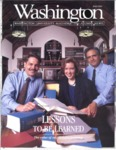 Washington University Magazine and Alumni News, Fall 1994