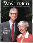 Washington University Magazine and Alumni News, Spring 1995