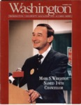 Washington University Magazine and Alumni News, Summer 1995