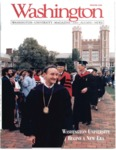 Washington University Magazine and Alumni News, Winter 1995