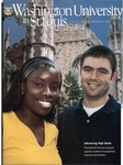 Washington University Magazine, Fall 2001