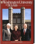 Washington University Magazine, Winter 2004