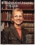 Washington University Magazine, Spring 2006