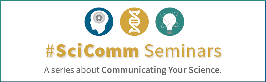 #SciComm Seminars