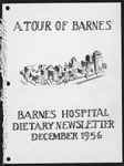 Barnes Hospital Record Dietary Newsletter