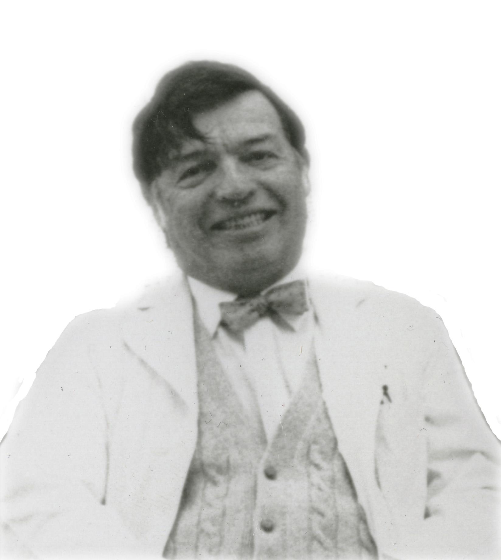 Dr. John Mosby Grant