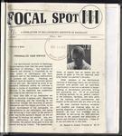 Focal Spot, Fall 1971