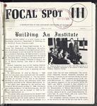Focal Spot, Spring 1972