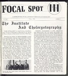 Focal Spot, Fall 1972