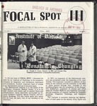 Focal Spot, Fall 1973