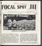 Focal Spot, Fall 1973
