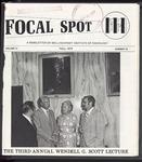 Focal Spot, Fall 1974
