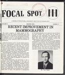 Focal Spot, Winter 1974