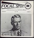 Focal Spot, Fall 1978