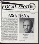Focal Spot, Winter 1979/1980