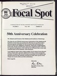 Focal Spot, Fall 1981