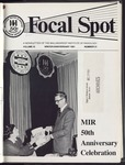 Focal Spot, Winter/Anniversary 1981