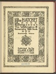 The Hatchet, 1917