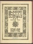 The Hatchet, 1917