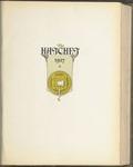The Hatchet, 1927