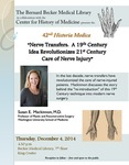 Nerve transfers: A 19th century idea revolutionizes 21st century care of nerve injury by Susan E. Mackinnon
