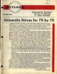 Outlook Magazine, Winter 1966