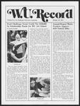 Washington University Record, October 10, 1974