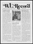 Washington University Record, October 24, 1974